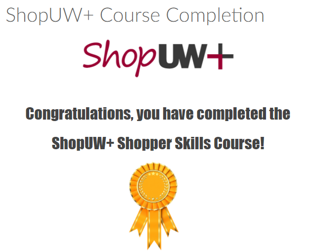Completed Courses Image